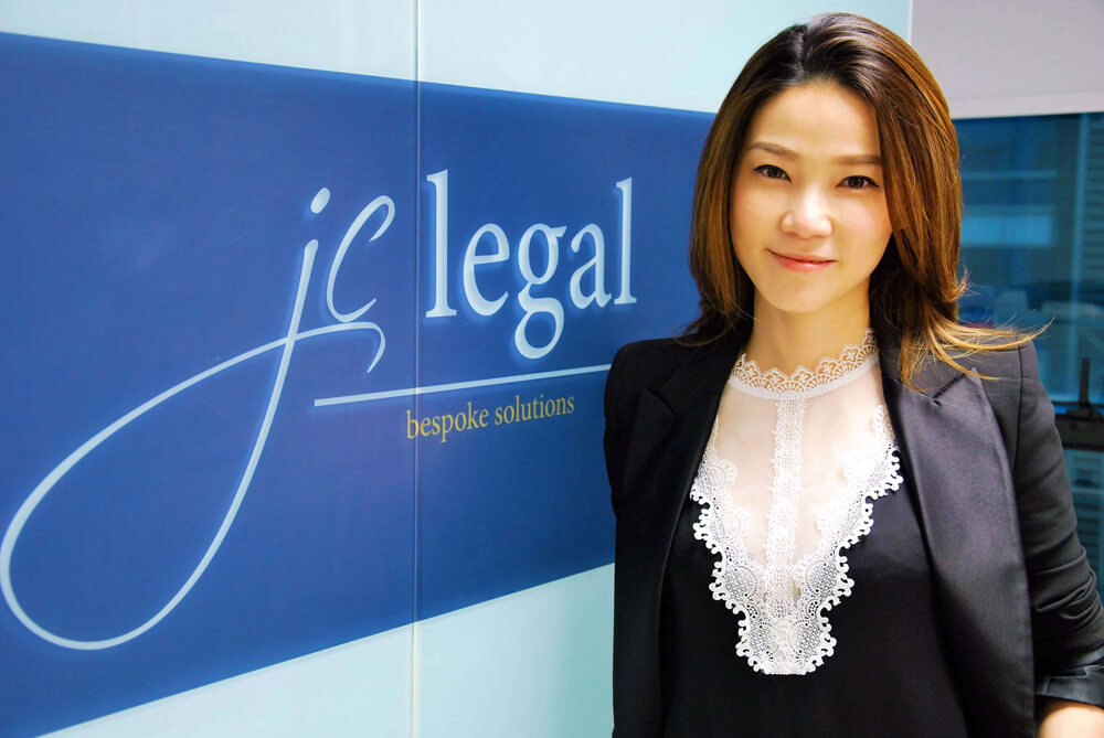 Janice Chew - Speaker at Legal Beagle