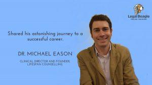 Dr. Michael Eason – Expert Speaker at Legal Beagle
