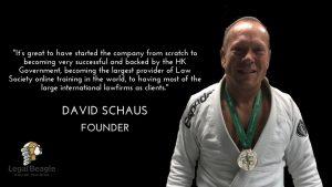 David Schaus – Founder of Legal Beagle Online Training