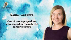 Nadia Lazareva – Leading Speaker on Risk Management at Legal Beagle